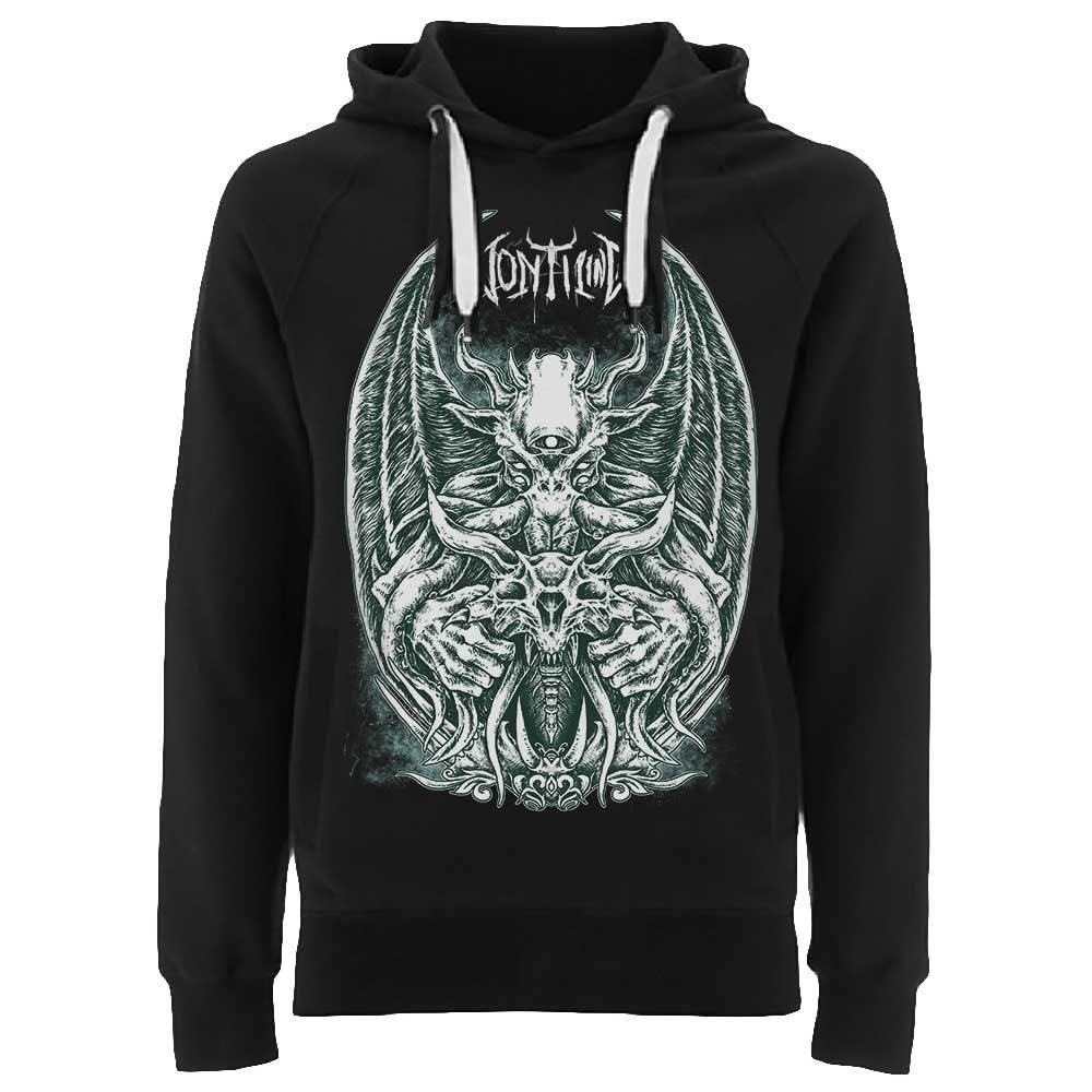 Winged Cthulhu (Hoodie) 1