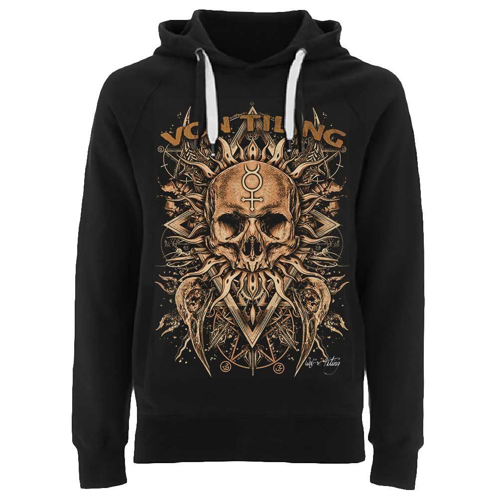 Skull Vulture (Hoodie) 1