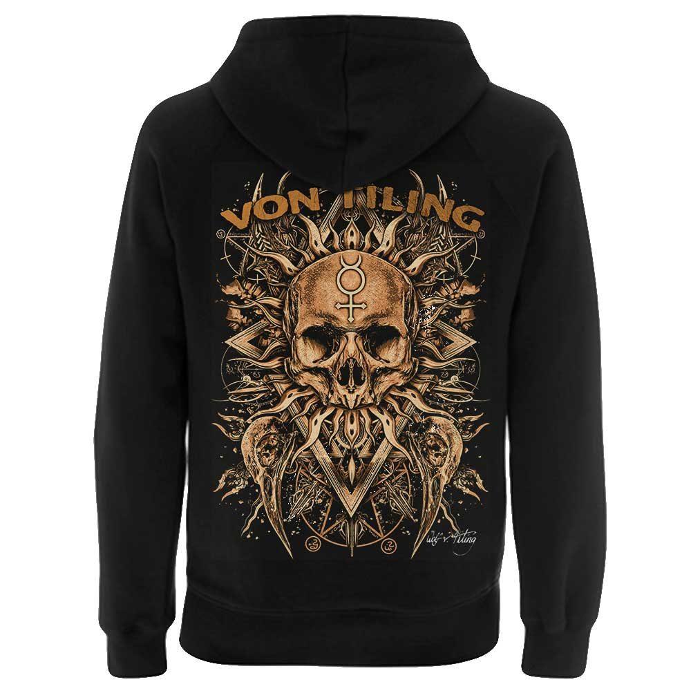 Skull Vulture (Zipper) 1