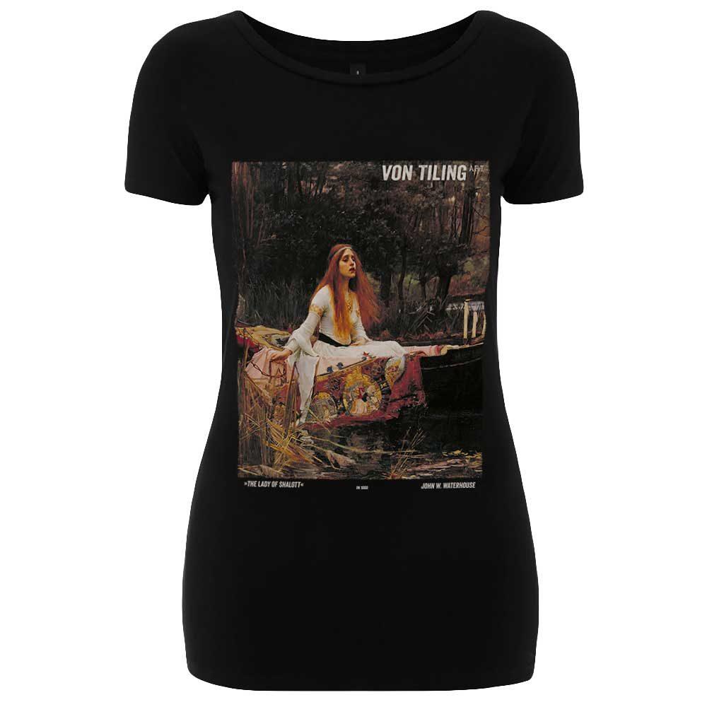 Lady of Shalott ♀ (Waterhouse) 1
