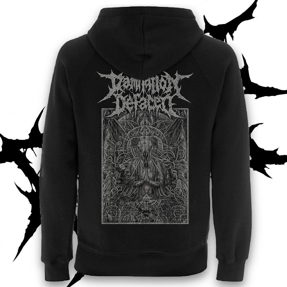 Damnation Defaced - Doctrine (Zipper) 1