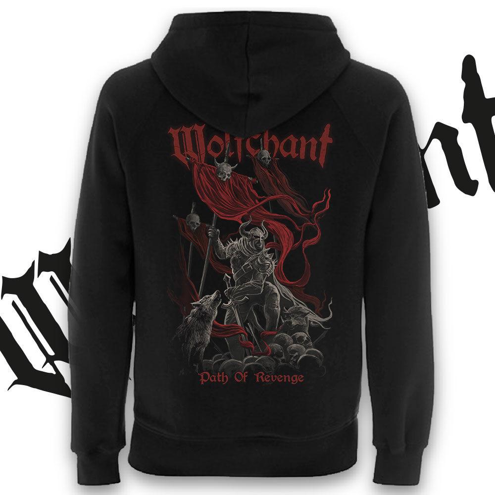 Wolfchant - Path of Revenge (Zipper) 1