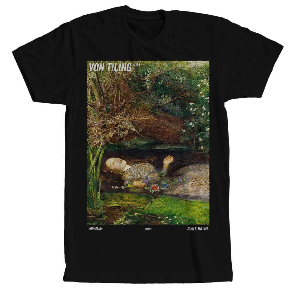 Ophelia ♂ (J. E. Millais) 1