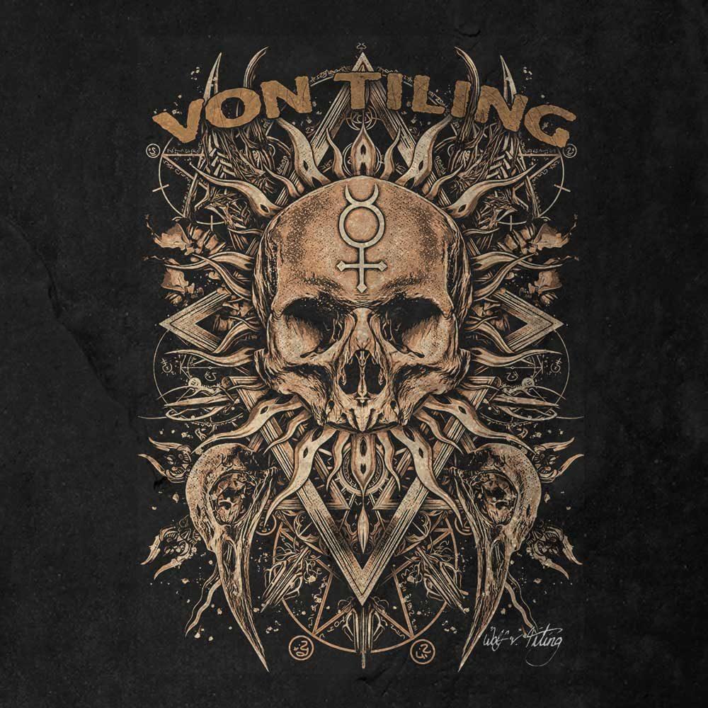 Skull Vulture - Shirt 1
