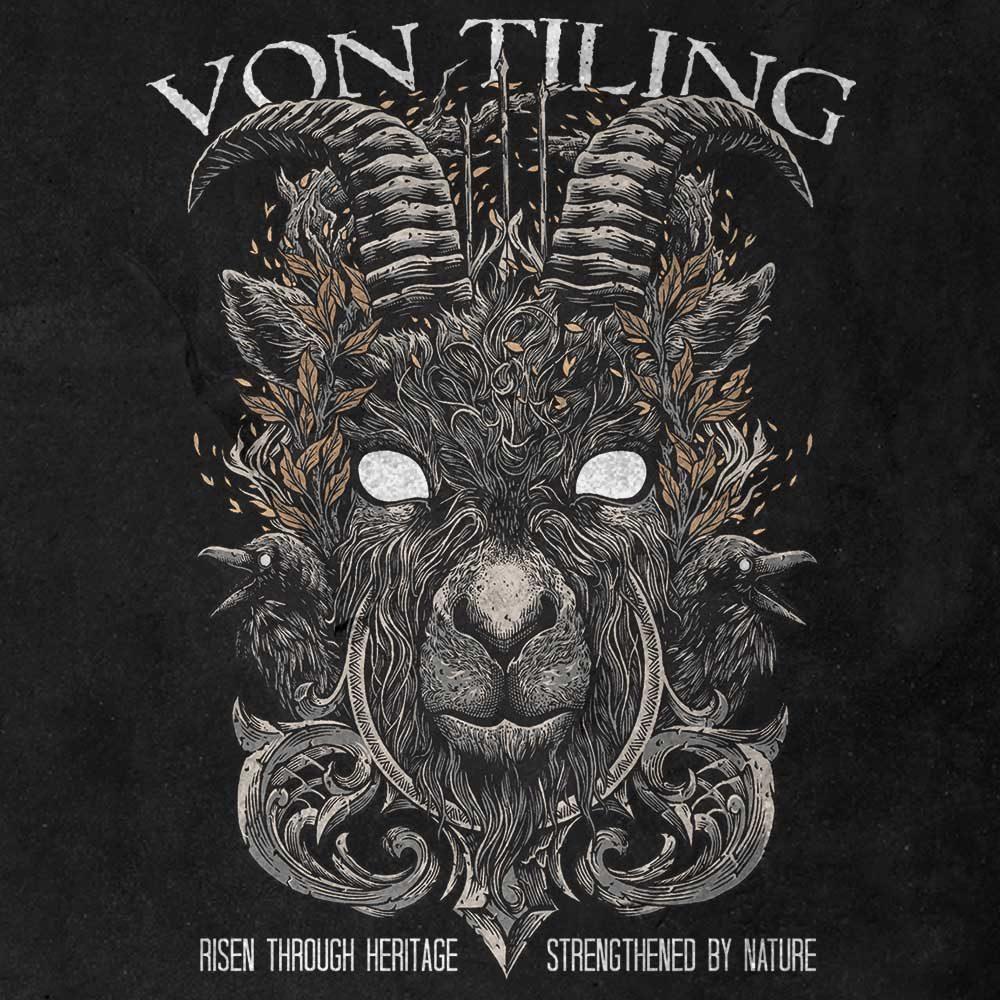 Haunting Horns - Shirt 1