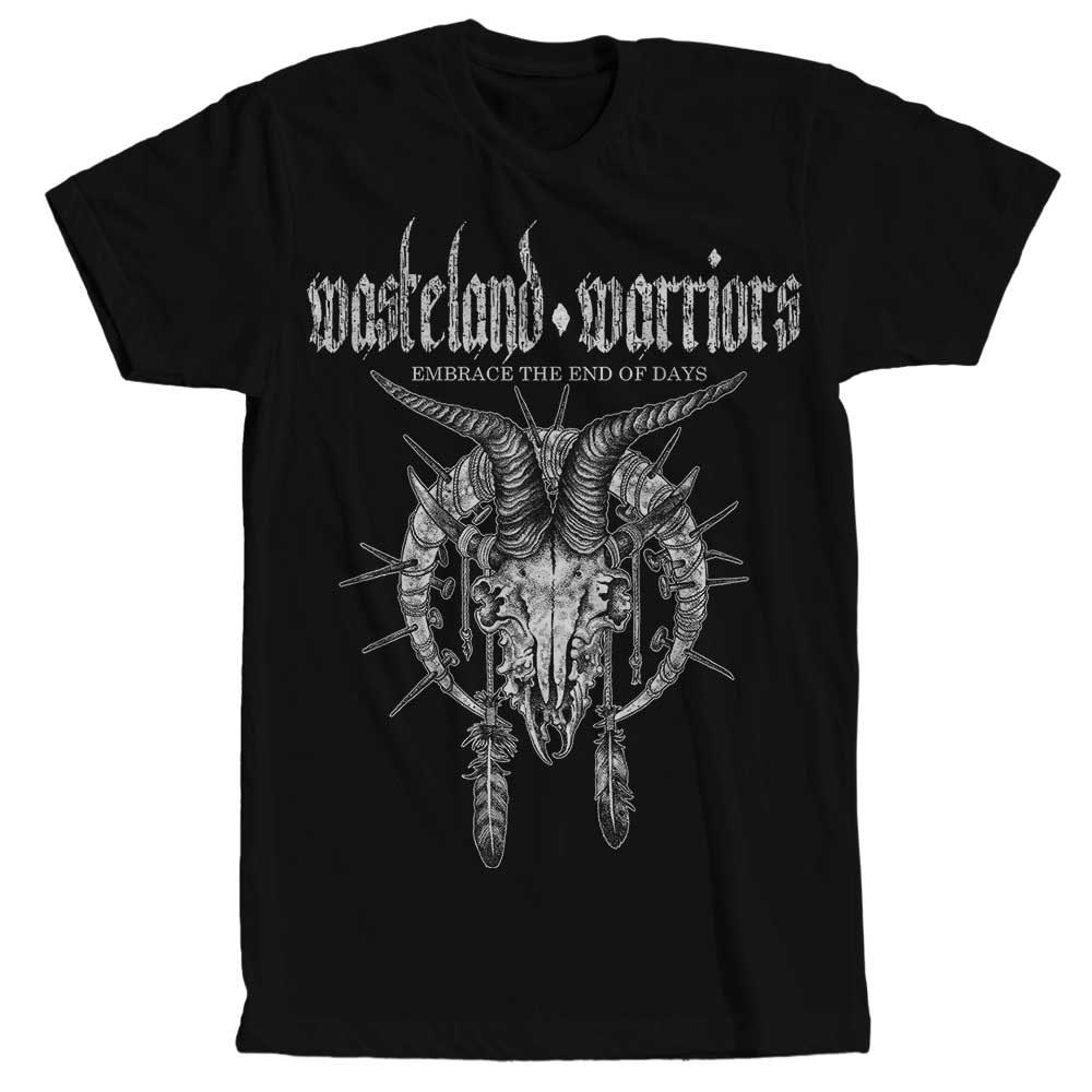 Wasteland Warriors - Embrace (Shirt) 1