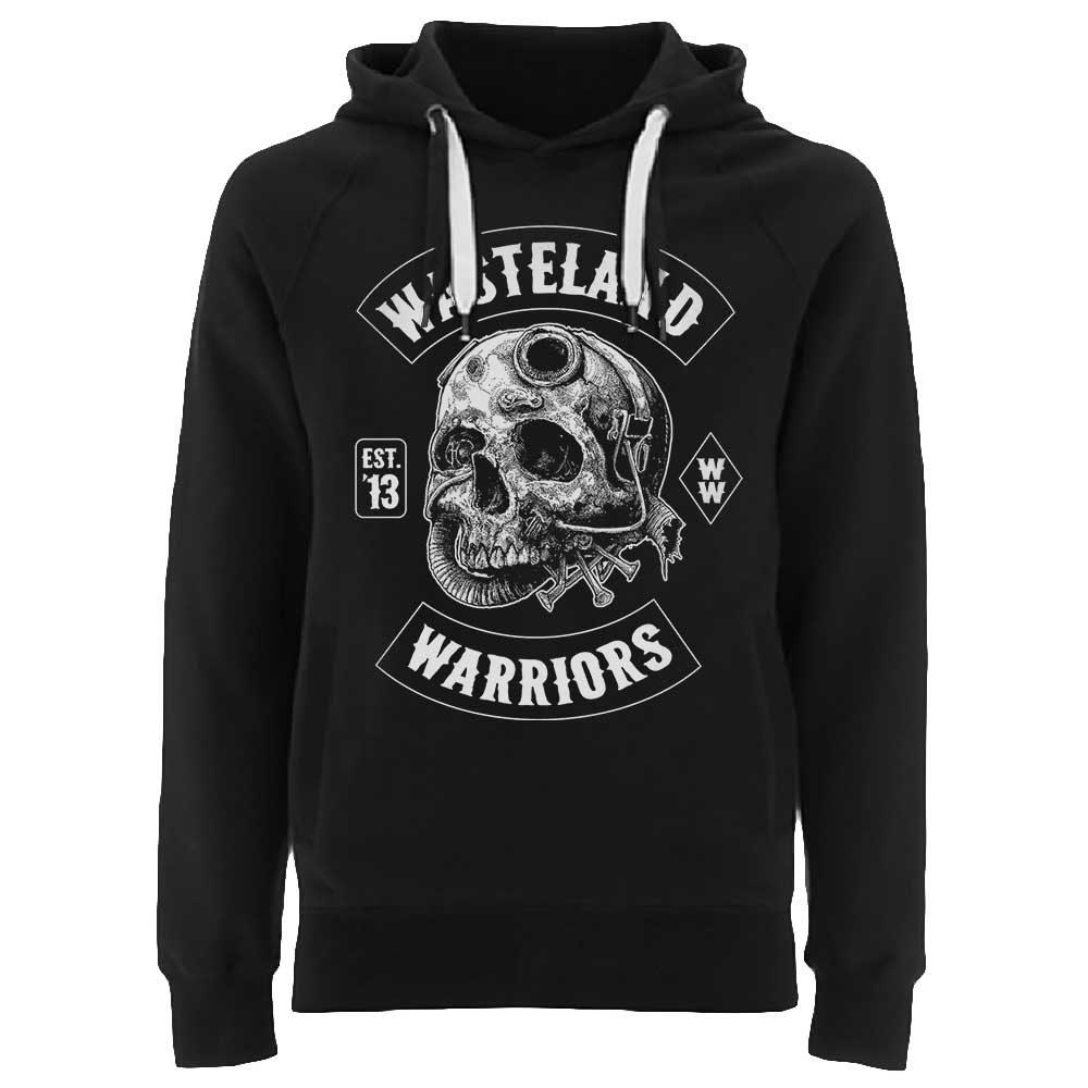 Wasteland Warriors - Rockers  (Hoodie / Zipper) 1