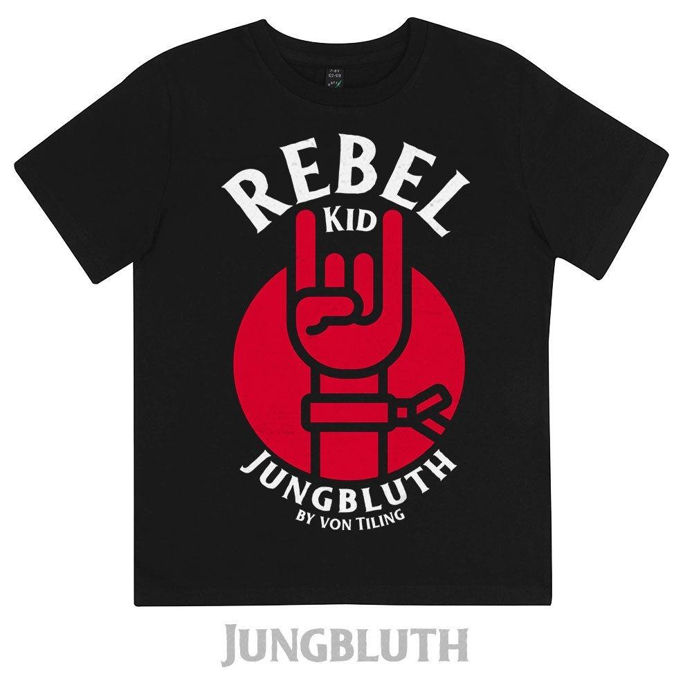 Rebel Kid - Jungbluth