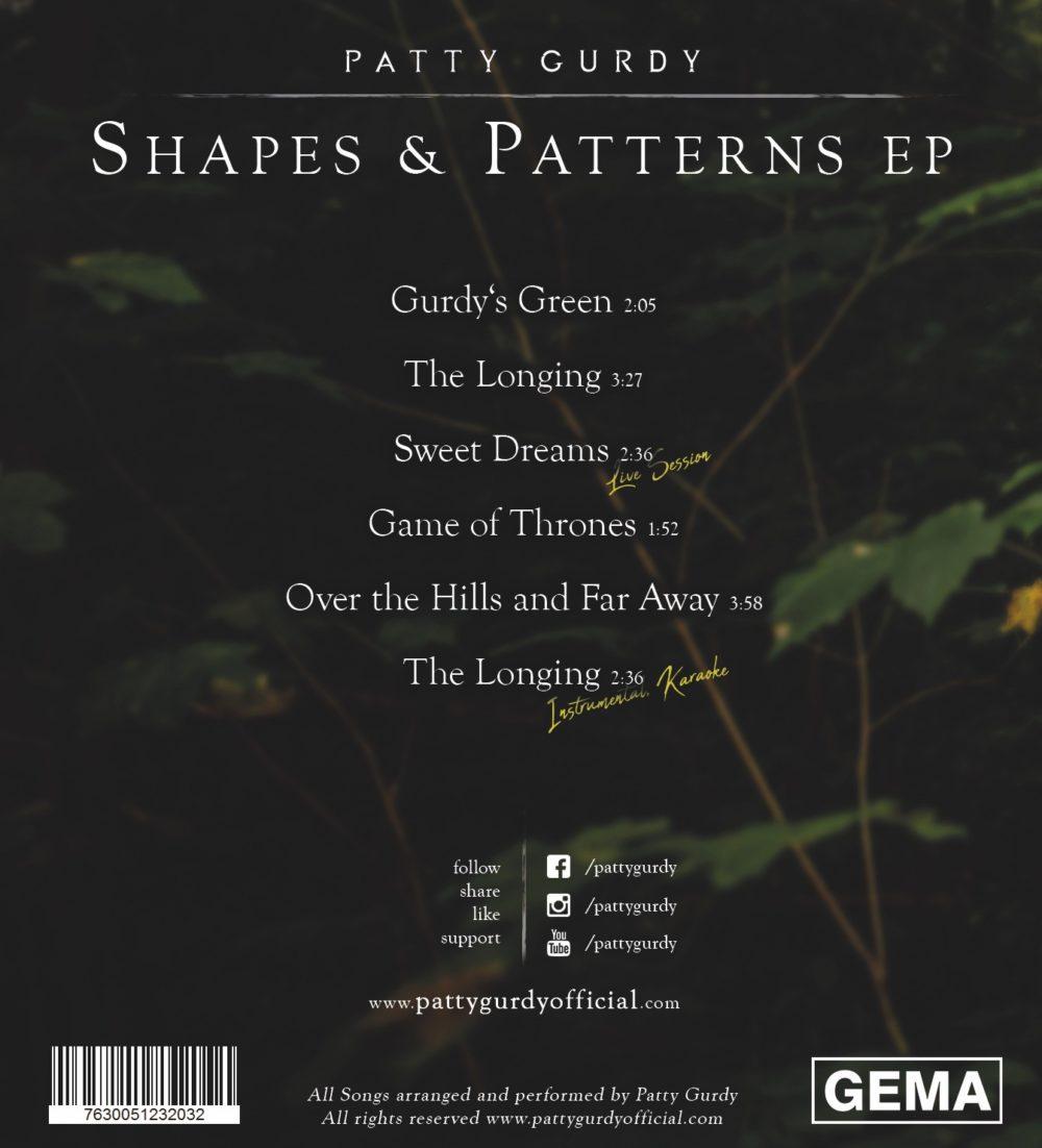 PattyGurdy-EP