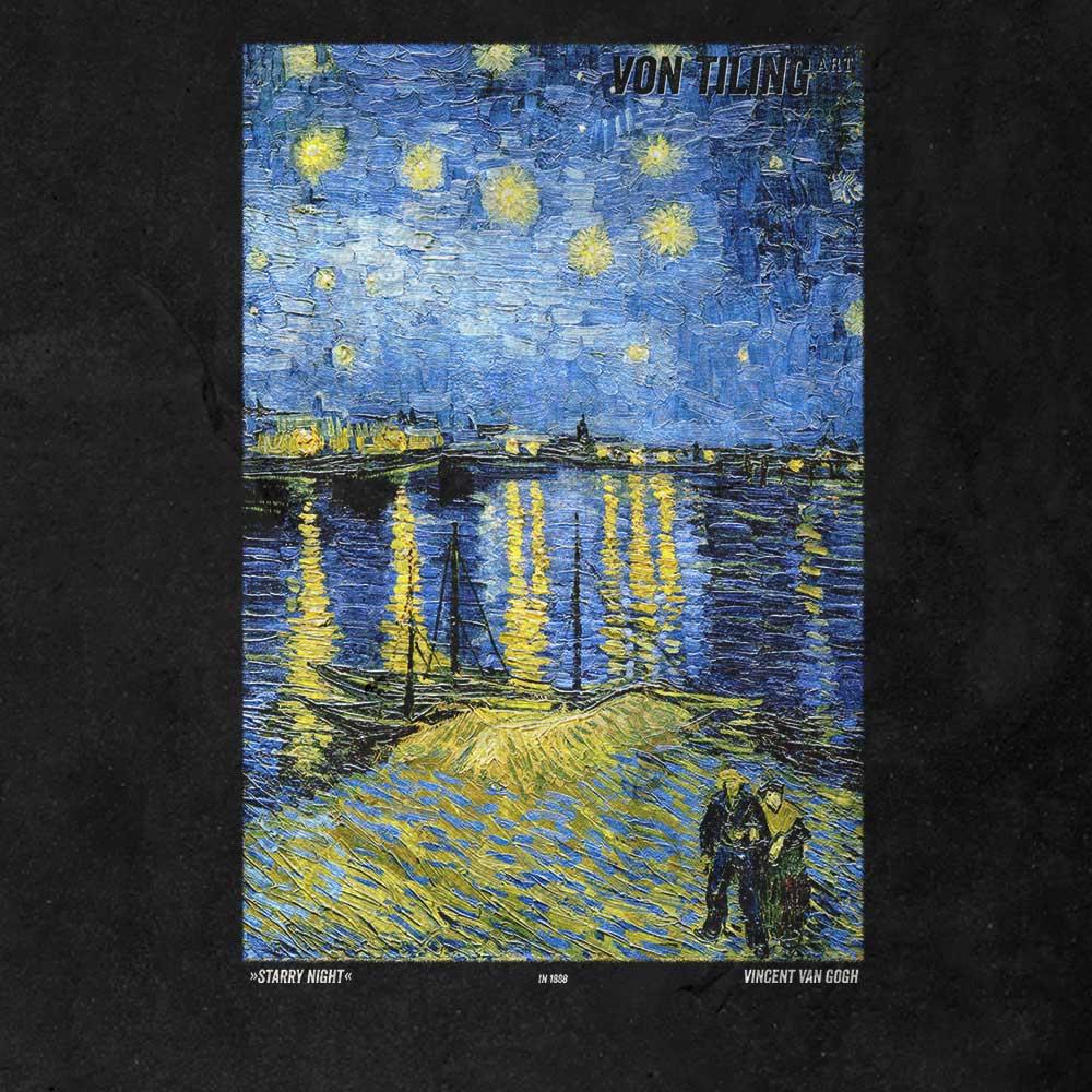 Van Gogh - Starry Night (Shirt) 1