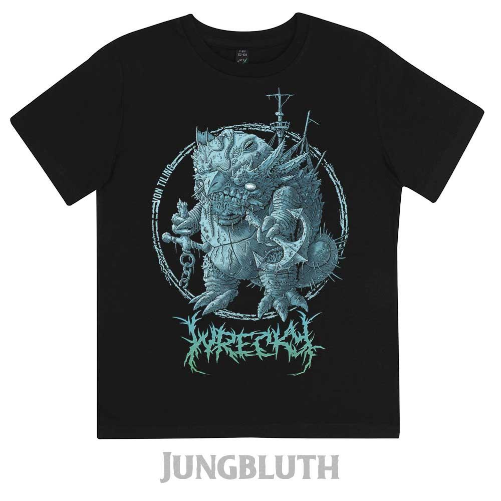 """Wrecky"" - JUNGBLUTH (Jugend/Kindershirt) 1"