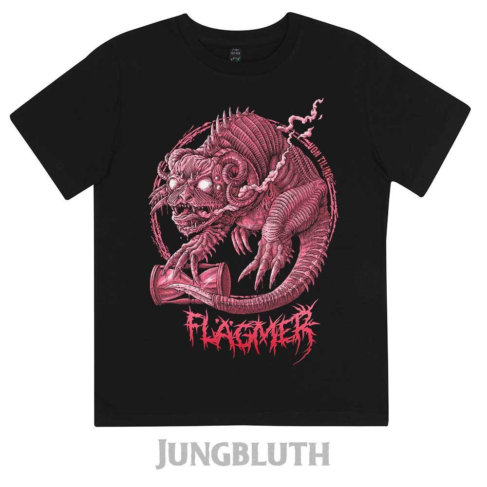 """Flägmer"" - JUNGBLUTH (Jugend/Kindershirt) 1"