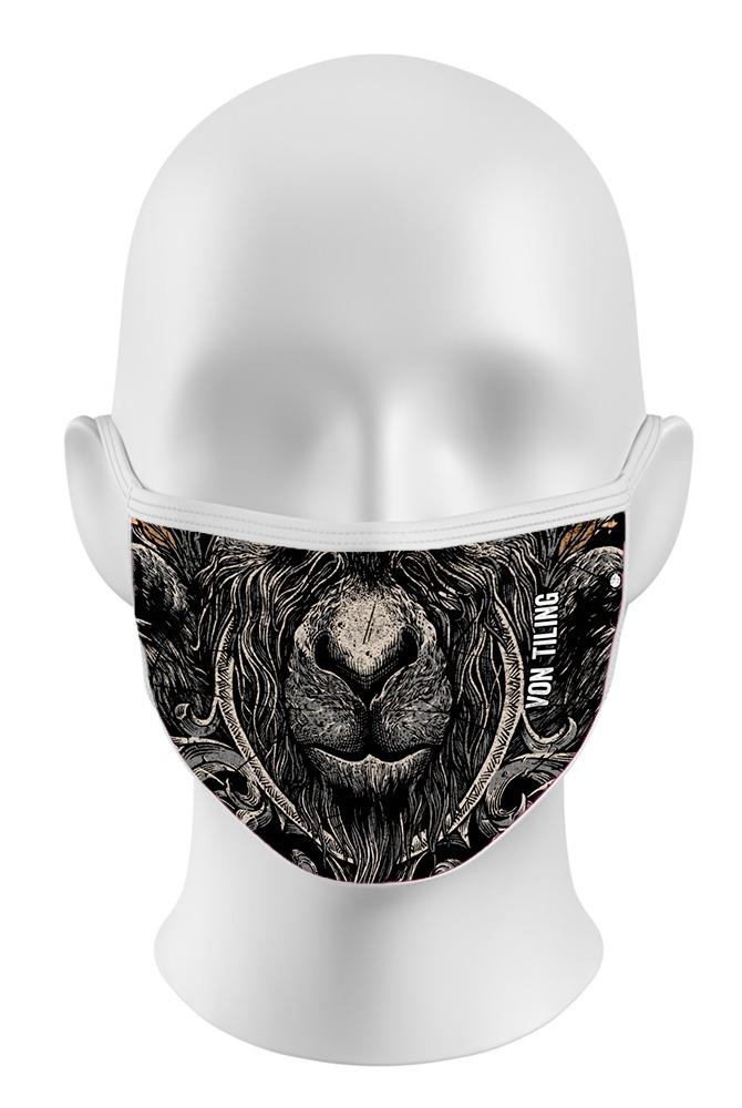 Mascarilla cabra - comercio justo cultura y moda en Von Tiling