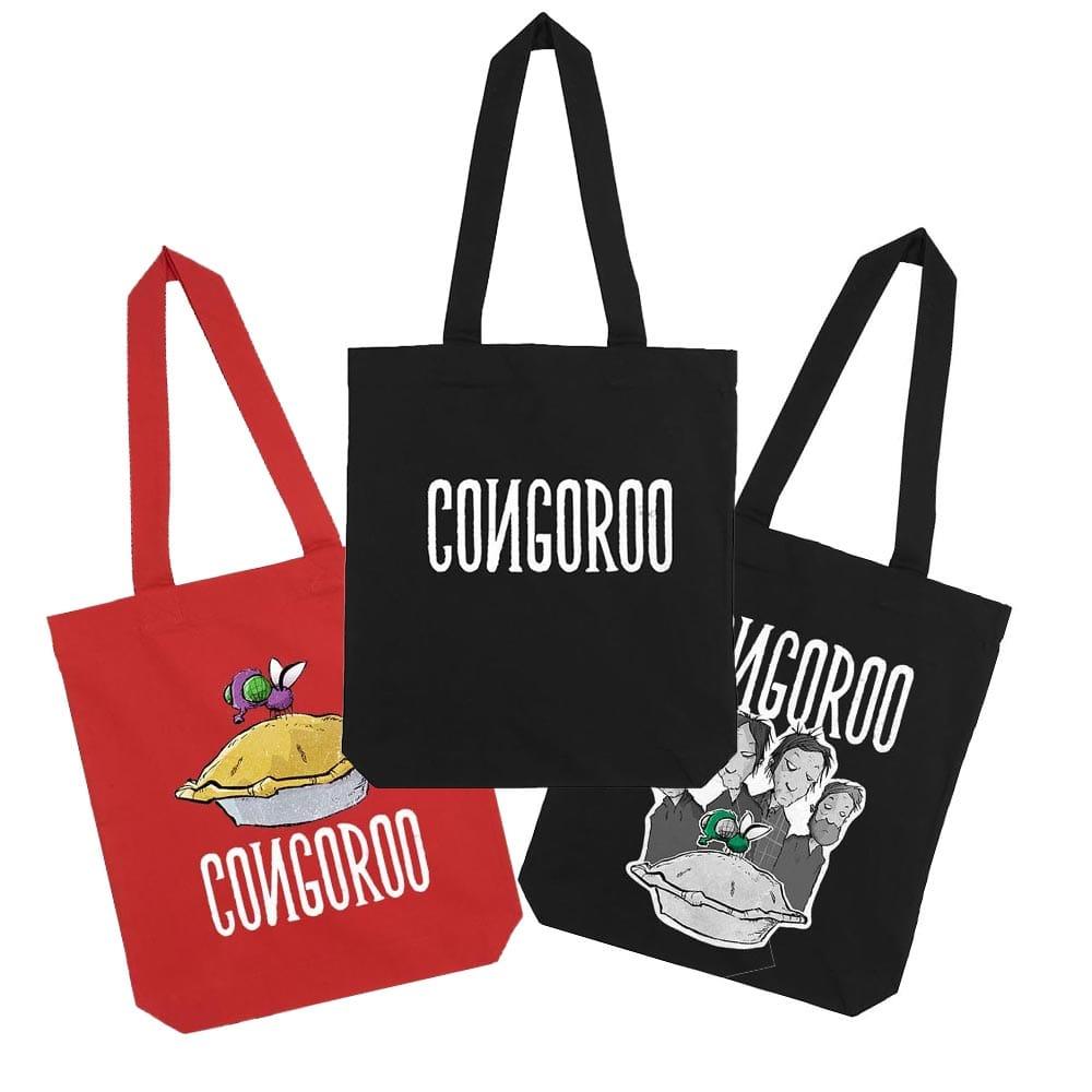Congoroo (Merch) Bag